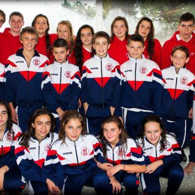 Championnat Départemental Interclubs FOS SUR MER 10 et 11 novembre 2012