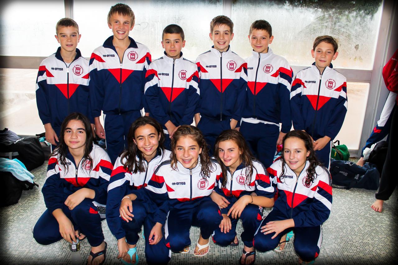 Groupe Benjamins