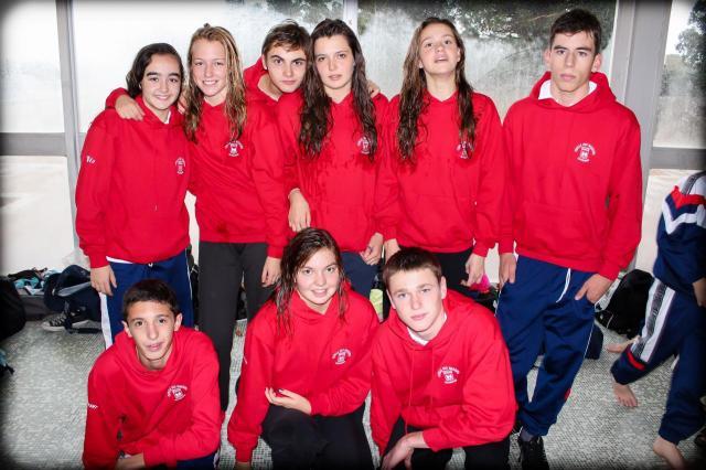 Groupe Minimes et Cadets