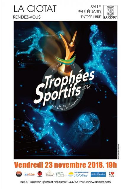 Trophees sportifs 2018
